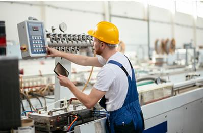 Digitalisering in machineonderhoud