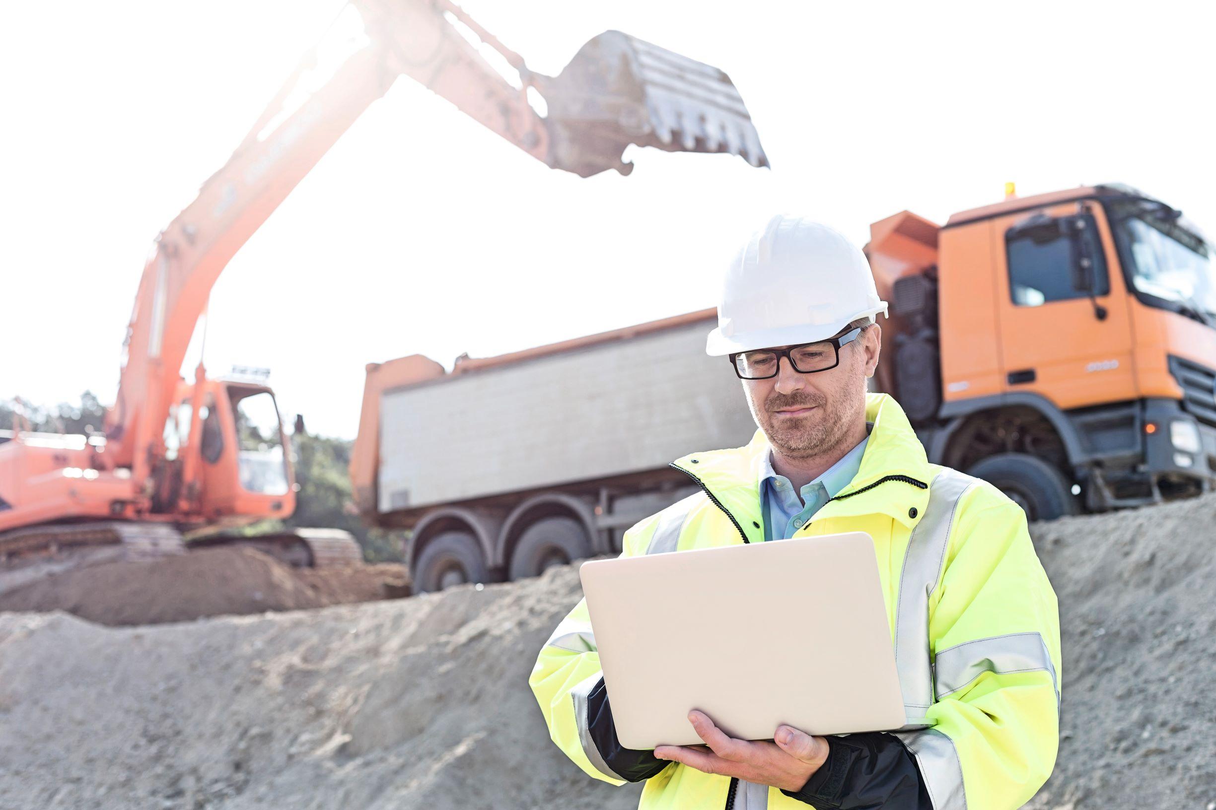 Digitalisering in de bouwsector